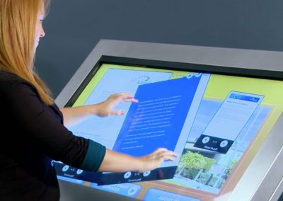 Touch Screen Kiosk